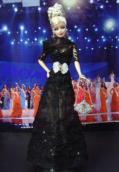 OOAK Barbie NiniMomo's Miss New Zealand 2011