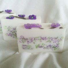 Check out this item in my Etsy shop https://www.etsy.com/listing/292055001/handmade-soap-lavender-blossom-breeze