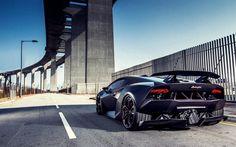 Lataa kuva Lamborghini Sesto Elemento, superautot, 2017 autot, sportcars, Lamborghini