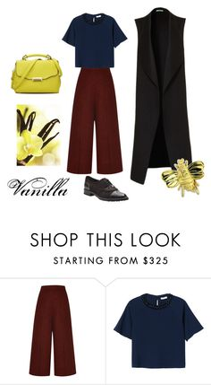 """""""Vanilla"""" by i-teddybear on Polyvore featuring мода, Proenza Schouler, Rebecca Taylor и Will Bishop"""