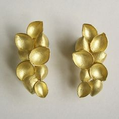 Kayo Saito: Seed Pod III Earrings