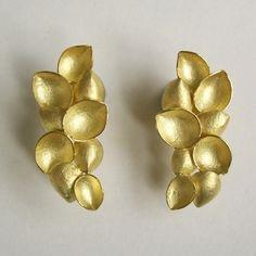 Kayo Saito: Seed Pod III Earrings