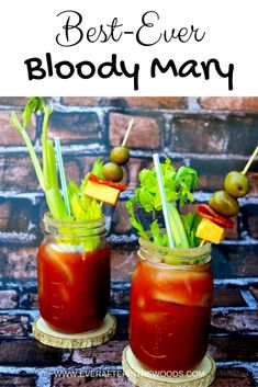 Msg 4 21+ Perfect Bloody Mary Mix for Football Sunday #KingOfFlavor #CollectiveBias #AD @ElYucateco