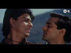 ▶ Yeh Bandhan Toh Pyar Ka Bandhan Hai - Karan Arjun - Rakhee, Shahrukh & Salman