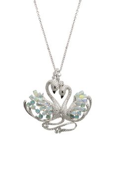 Taiwan-based Liangher Jewellery Co Ltd is paying homage to nature through its fine coloured gemstone jewellery collections. •'Union' Pendant with 3.35 carats Opals, Diamonds and Enamel. Designed to appeal to the true romantic at heart is this pendant, which takes the shape of two intertwined swans forming a stylised heart.