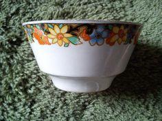 art deco sugar bowl