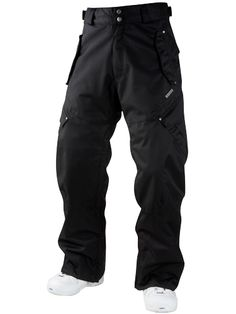 Slacker Recycled Print Pants - Mens Ski Pants