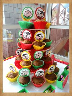 Maria Clara, Jungle Theme, Childrens Party, Party Time, Alice, Picnic, Diy Crafts, Toys, Birthday
