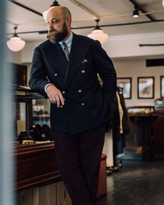 Shot by the talented Double Breasted Suit, Tokyo, Shots, Suit Jacket, Jackets, Instagram, Fashion, Down Jackets, Moda
