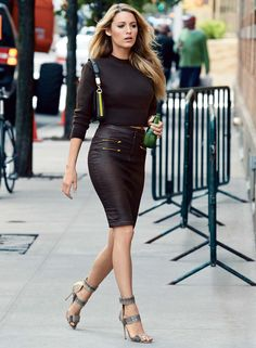 9 ofBlake Lively's outfits that make for great fashion inspo