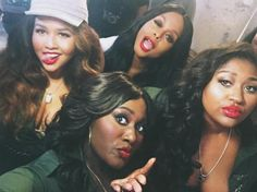 The crazy sexy cover features blogger/designer Gabi Gregg (aka GabiFresh), singers Jazmine Sullivan and Chrisette Michele, and OITNB actress Danielle Brooks—all plus-size, all incredibly talented, and all, as you can see, smokin' hot.   Four Plus-Size Black Women Just Totally Slayed The Cover Of Ebony Magazine