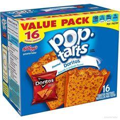 Gross Food, Weird Food, Fake Food, Crazy Food, Weird Oreo Flavors, Pop Tart Flavors, Funny Food Memes, Food Humor, Snack Recipes