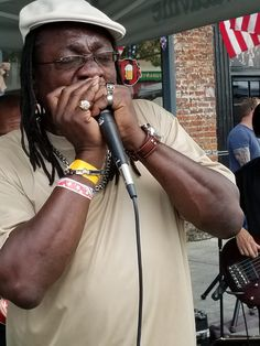 Roharpo the Bluesman & The Real Blues Band. Real Blues with a lot of Soul & Funk. Throwing in some R&B , Jazz and Zydeco just to get the Party started Soul Funk, Blue Band, Live Music, Blues, United States, The Unit