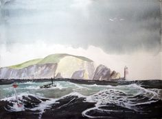 The Needles, Isle of White.