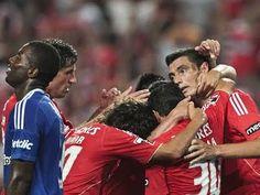 Bancada da Luz - Tudo sobre o mundo Vermelho!: Futebol:BENFICA-Feirense(3-1)
