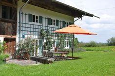 WOW - Schönes Bauernhaus in Prien am Chiemsee. Schöner Style!