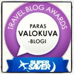 ANNINA IN TALLINNA: SuperSaverin Travel Blog Awards