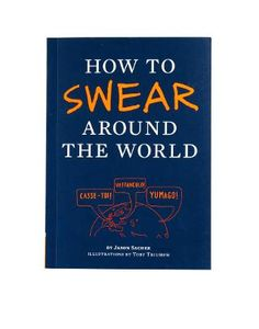 Abrams & Chronicle   How to Swear Around the World Book at ASOS