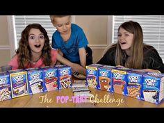 The Pop-tart Challenge! - YouTube