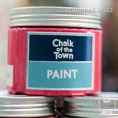 Casablanca Kiss - Chalk Of The Town® Paint
