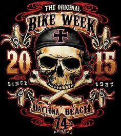 Bike week ..