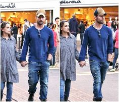 Shopping in Hollywood 26/12/14