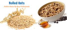 Rolled Oats are available in different flavors and oats are healthy choice for your family. shantis food india is highly energetic and nutritional rolled oats exporter in India.