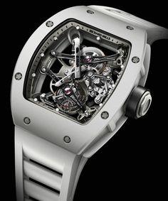 Richard Mille's Bubba Watson Watch..a very cool watch!