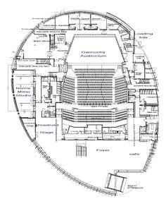 Perth Concert Hall Ground Floor
