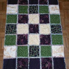 Find Out How Easy it Is to Make a Rag Quilt: What Are Rag Quilts and How Are They Made?