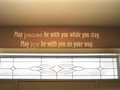 I love this for the guest room