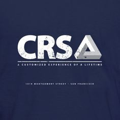 "CRS – A Customized Experience Of A Lifetime. Inspired by the 1997 movie ""The Game"" #tshirts #movie"