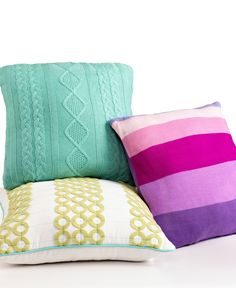 Jenni Bedding, Coordinating Decorative Pillows - Throws & Decorative Pillows - for the home - Macy's