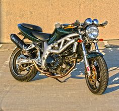 '00 SV Naked :: Mod Project - FEEDBACK PLEASE! - Suzuki SV650 Forum: SV650, SV1000, Gladius Forums