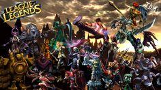 League Of Legends Desktop Wallpapers (75+)
