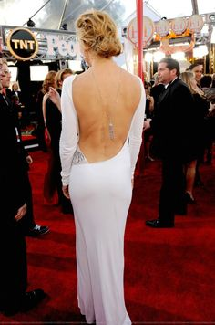 Kate Hudson at  The Screen Actors Guild Awards 2012