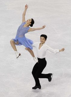 """The """"Shib Sibs"""" won the silver medal in ice dance at the 2015 U.S. Championships"""