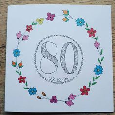 Letter Writing, Handwriting, Zentangle, Birthday Cards, Greeting Cards, Letters, Quotes, Doodles, Deko