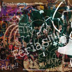 #holiday #holidays #knittedbymachomen #ferias #ferias2016 #ferje #norway #portugal