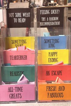School Library Decor, Middle School Libraries, Elementary Library, School Library Lessons, Library Decorations, Teen Library Displays, Teen Library Space, Library Inspiration, Library Ideas