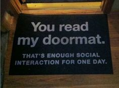 Things Only Anti-Social People Will Understand - Why I Am Anti-social | Memes