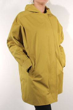 Sessun Summer Nana Parka/Coat Ceylon Yellow