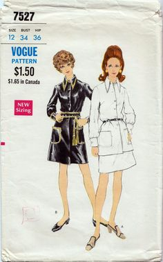 6762 ladies and misses dresses 1948 January McCall vintage pattern Vogue Dress Patterns, Mccalls Patterns, Vintage Sewing Patterns, 1969 Fashion, Miss Dress, Pattern Illustration, Two Piece Dress, Pattern Books, A Line Skirts