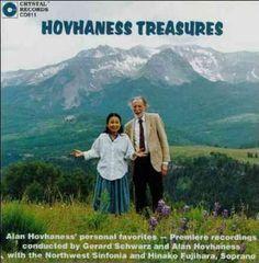 Alan Hovhaness - Hovhaness Treasures