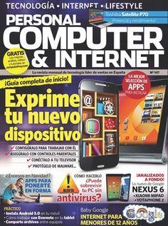 Personal computer & Internet. Febrero-2015, Nº 147