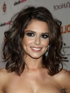 Curly shoulder length hair... next hair cut to get rid of dead ends