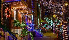 """""""Where's the best place to see holiday lights in all of Pennsylvania? Travel + Leisure agrees that it's right here in Philly."""""""