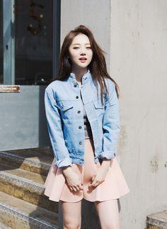 Korean Hair, Makeup & Outfit Goals.