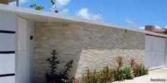 Muros e grades residenciais – 25 inspirações modernas   Decor Alternativa