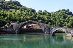 The most beautiful bridges of Tuscany